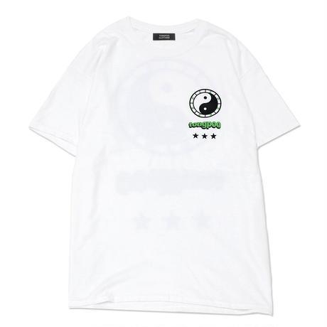 【TONGPOO CLOTHING】YIN YANG S/S TEE - WHITE(TPSS-003-WH)