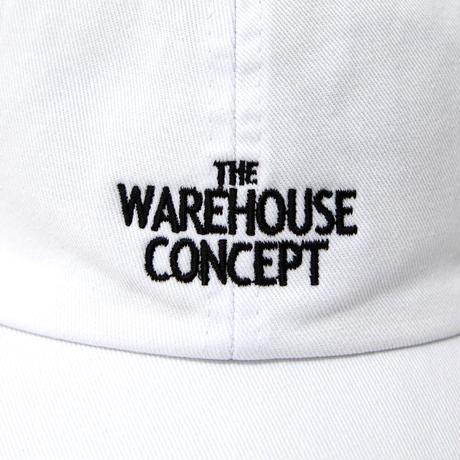【TONGPOO CLOTHING】TWC ICON CAP - WHITE(TNP-07CP-WH)