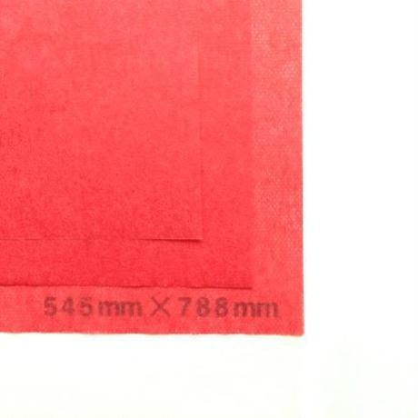 レッド 14g    545mm × 394mm  800枚