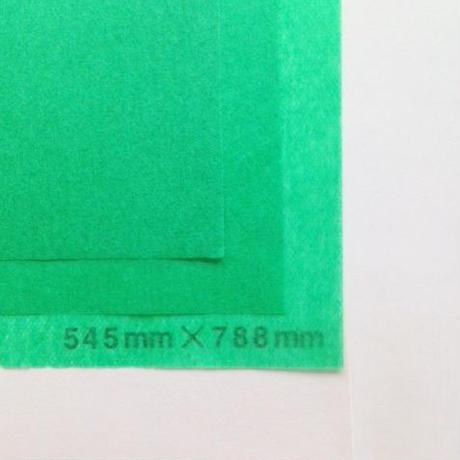 ダークグリーン 14g 272mm × 197mm  400枚
