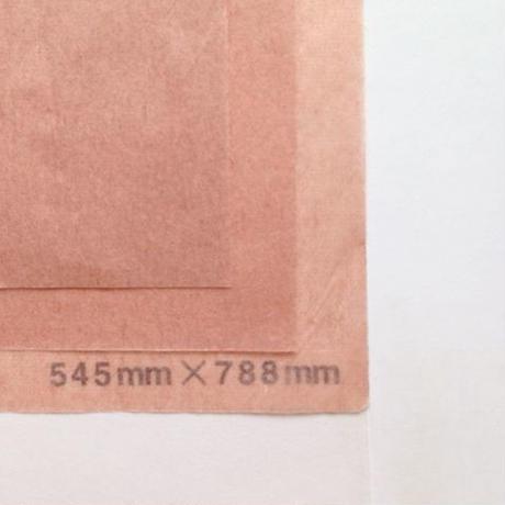 ココア 14g    272mm × 197mm  400枚