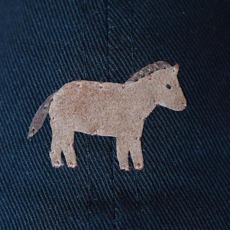 キャップ 馬