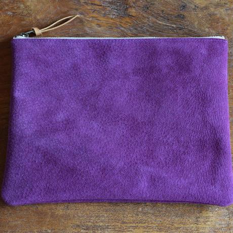 これ三ポーチ 紫 L