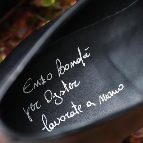 ENZO BONAFE ワンストラップ スリッポン