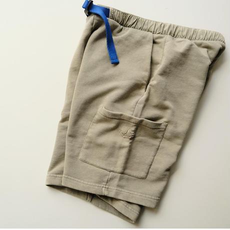 macchia j   washed  sweat shorts