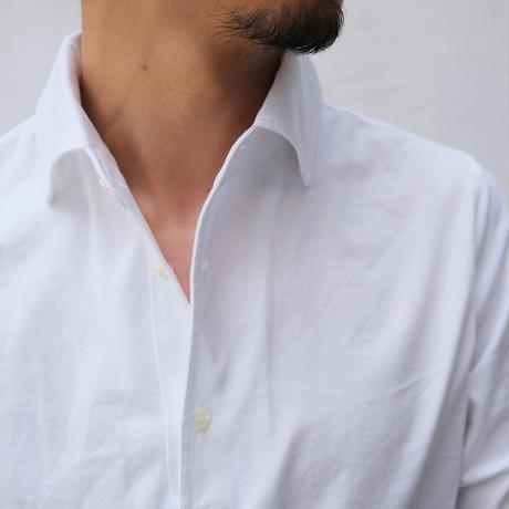 "Capobianco ""smooth cotton"" long-sleeve polo"