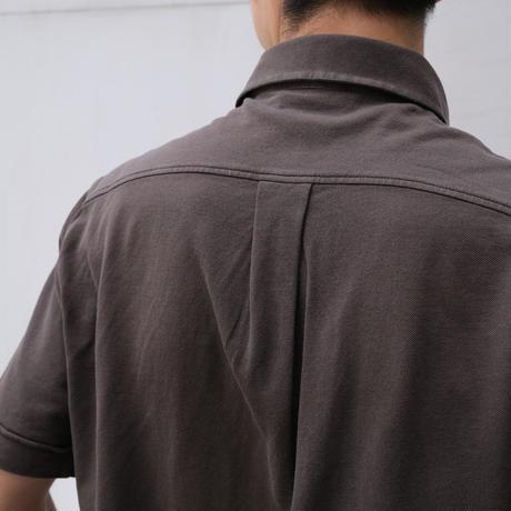 FILIPPO DE LAURENTIIS pilot shirt brown