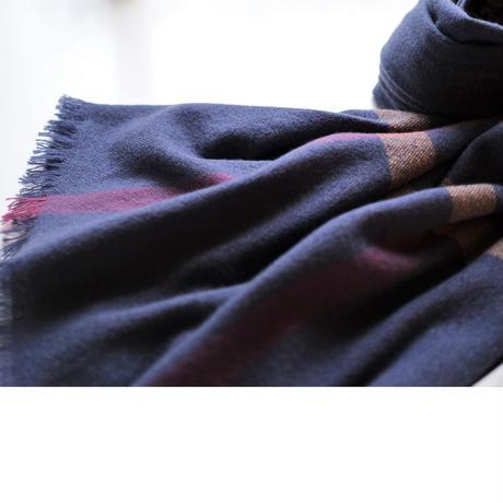 【ARIANNA】100%cashmere stole
