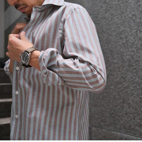 BORRIELLO  cotton stripe shirt