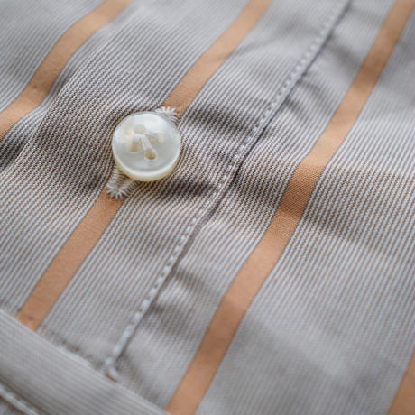 Massimo d'Augusto band collar shirts beige