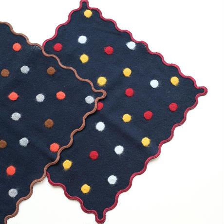 【molinelli】pocket square