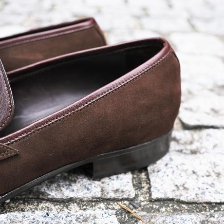 【Enzo Bonafe】combination  loafer