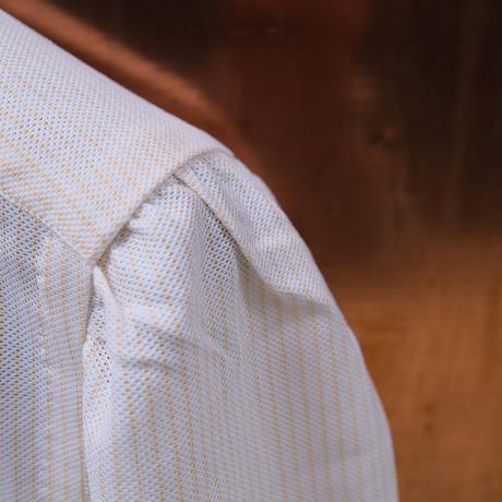 100HANDS cotton-mesh  stripe shits