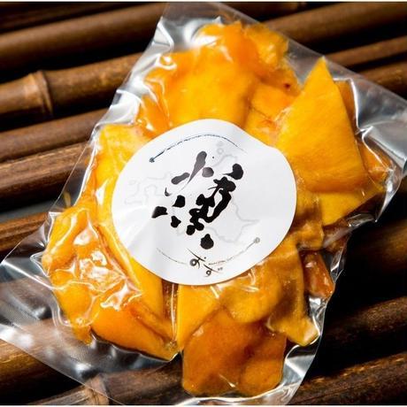 燻製屋のドライフルーツ スモークマンゴー 80g