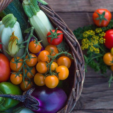 大分産「Organic」おまかせ野菜セット Mサイズ(クール便)