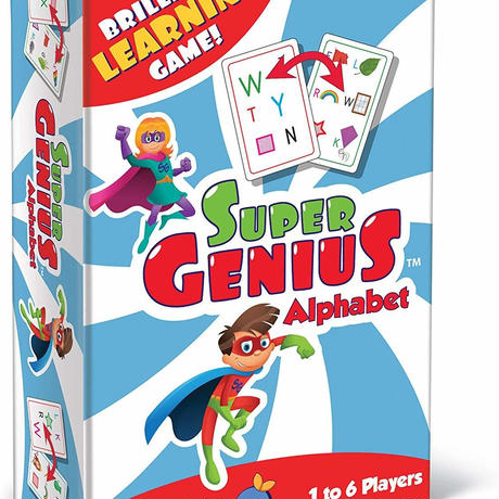【SUPER GENIUS】Alphabet