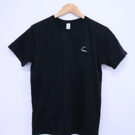 サンミニ Pocket Tshirt