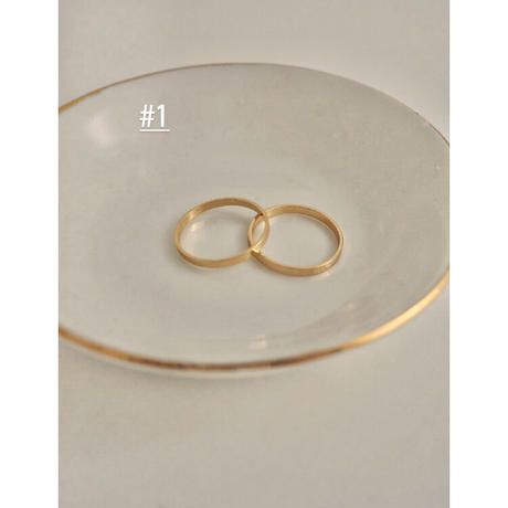 SIMPLE RING #4