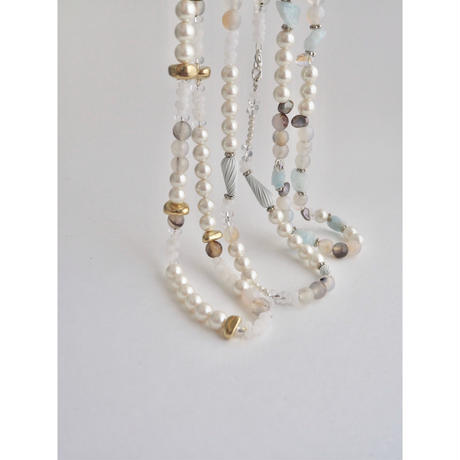 BEADS MASK CHAIN NECKLACE #1