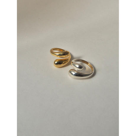 【SILVER925 】ROLL RING