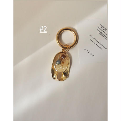DRY FROWER KEY RING