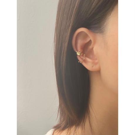WAVE EAR CUFF #1