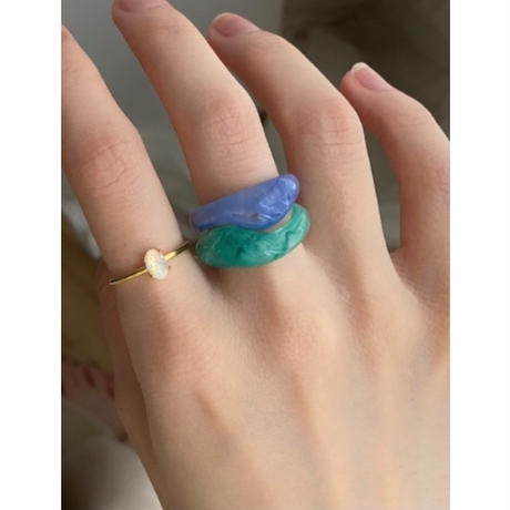 MARBLE RING