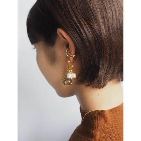 DOUBLE LINE EAR CUFF