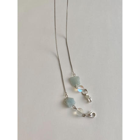 ORE MASK CHAIN NECKLACE
