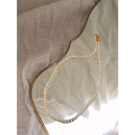 BAROQUE PAEAL NECKLACE #2