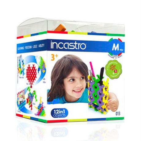 【incastro】IC-02 Mサイズ(40ピース)