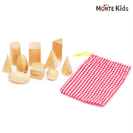 【MONTE Kids】MK-025  ミステリー袋/幾何学立体