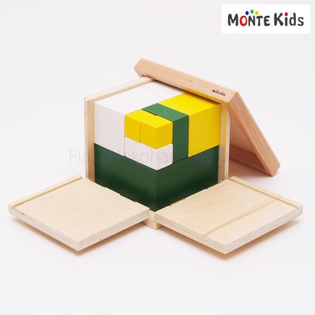 【MONTE Kids】MK-008  2の累乗キューブ