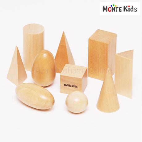 【MONTE Kids】MK-025  ミステリー袋/幾何学立体  ≪OUTLET≫