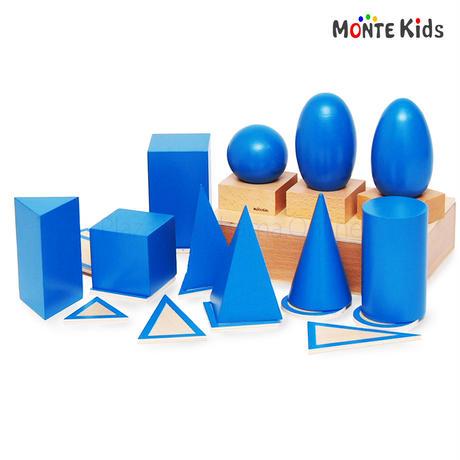 【MONTE Kids】MK-049   幾何学立体  ≪OUTLET≫