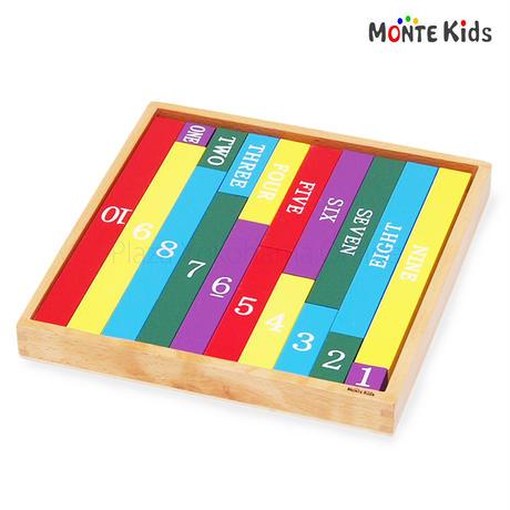 【MONTE Kids】MK-019  数字スティック