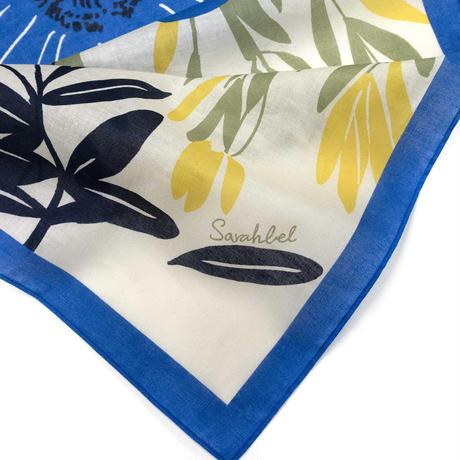 Sarahbel the timeless ふろしき【二巾】Blossom(ブロッサム)<ブルー>