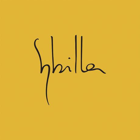 Sybilla 綿ふろしき【二巾】COMPOSICION(コンポシシオン)<オレンジ>