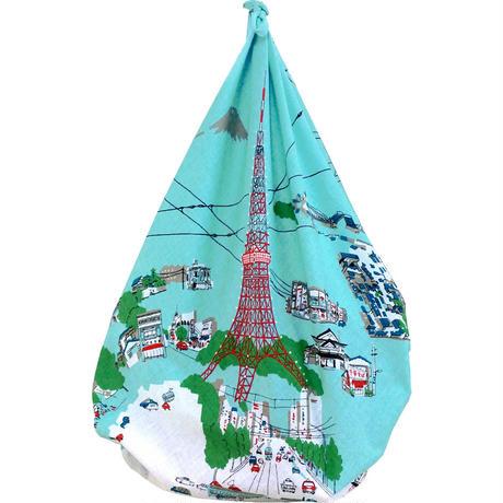 MISATO ASAYAMA 東京今昔物語ふろしき【二四巾】昭和の東京<昼>