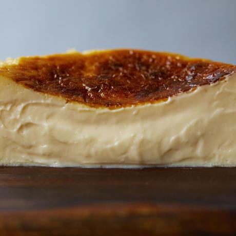 スペイン料理pablo バスクチーズケーキ