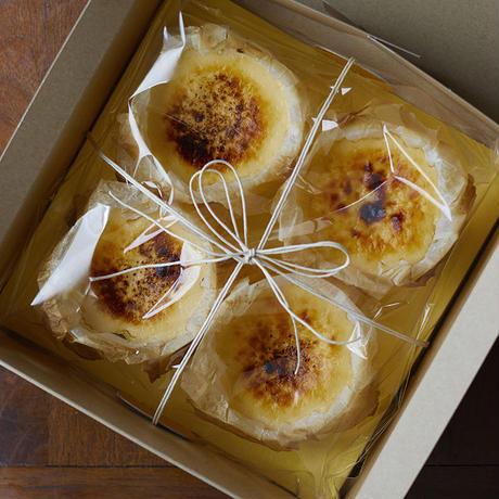 スペイン料理pablo ミニバスクチーズケーキ 6個セット