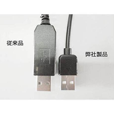 [QC-DRE17] DC カプラー + USB電源ケーブル Type-A QCトリガーケーブル バッテリー キャノン製対応