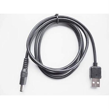 [QC8.4-4817] USB電源ケーブル Type-A <QC3.0 DCケーブル> 線長1.2m (DC8.4V サイズ:4.8mmx1.7mm) シグマ DCカプラー(CN-21)対応
