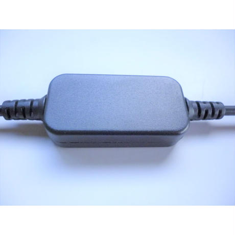 [CK-C/TypeC-S] オートパワーオフ(無負荷時自動停止) キャンセラー <カレントキーパー/スリープ防止> USB Type C プラグ-Type C プラグ  ショートタイプ