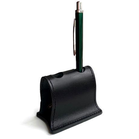 組み立て式ペン立て 栃木レザー【PAIDiA】P082
