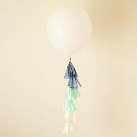 フリンジバルーン☆空気を入れて吊るすタイプ