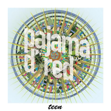 10曲入りALBUM「teen」