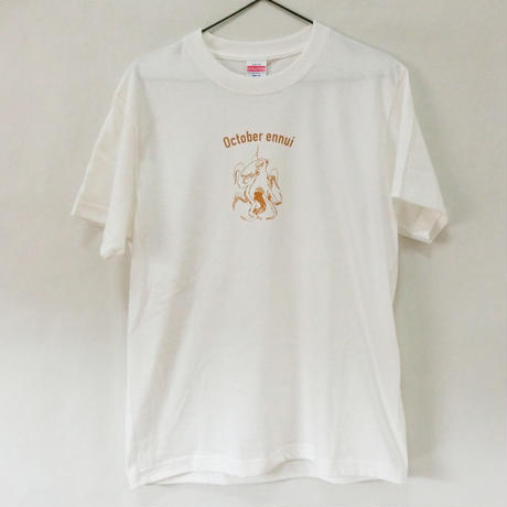october ennui Tシャツ
