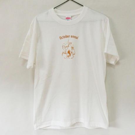 october ennui Tシャツ