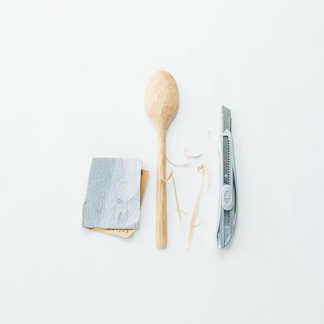 FORK-L-Birch / 自分でつくる木のフォーク